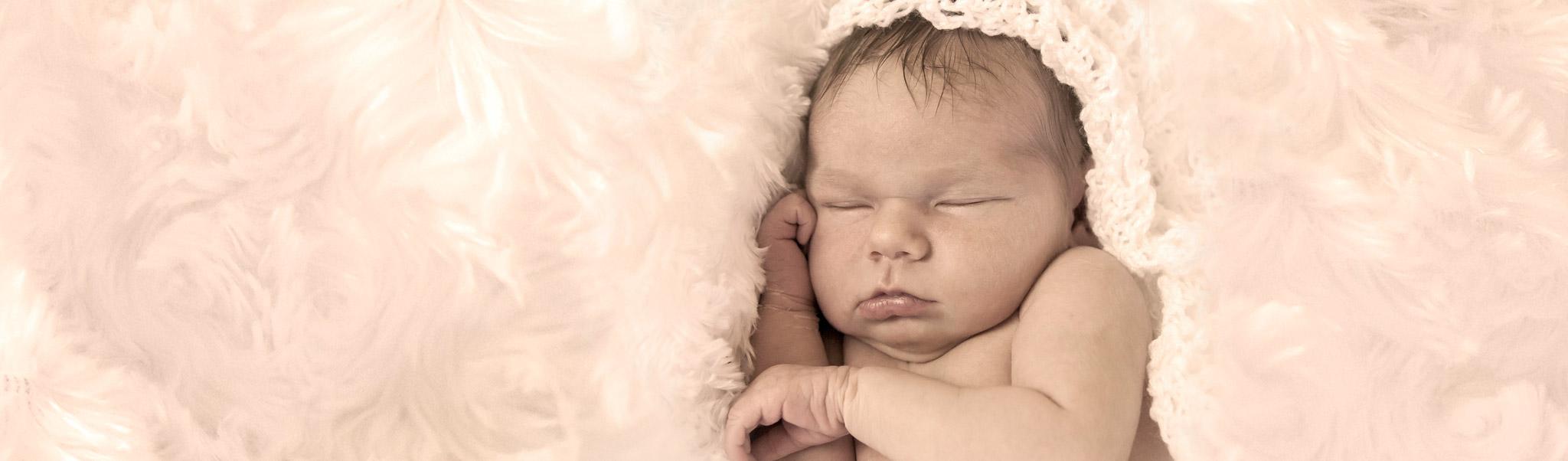 Traumzarte Babyfotografie